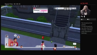 Sims 4 live stream