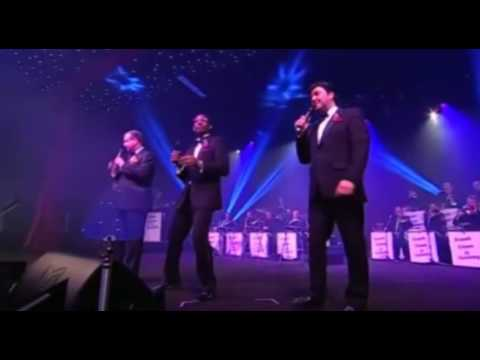 The Rat Pack Swinging Live - Available from AliveNetwork.com