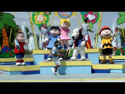 Peanuts Party in the Park @ Kings Island - 08/23/15
