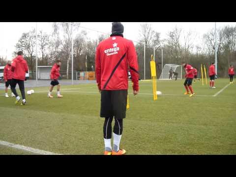 Mainz 05 Training 8.2.2013