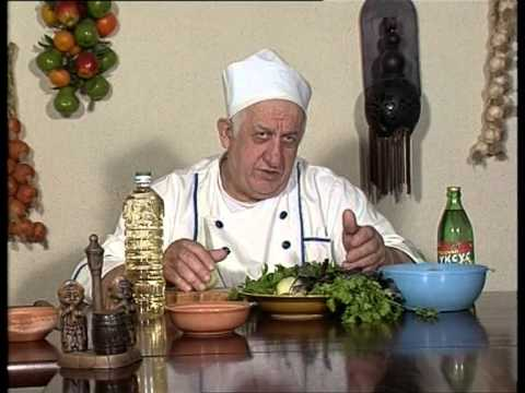 Кухни народов мира - Кавказская кухня
