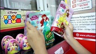 Beli + Makan Permen Lollipop Disney Tsum Tsum 💖 NGAK TAHAAAN!!! rasanya meledak ledak di mulut