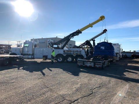 46,000 lbs Rotator Lift