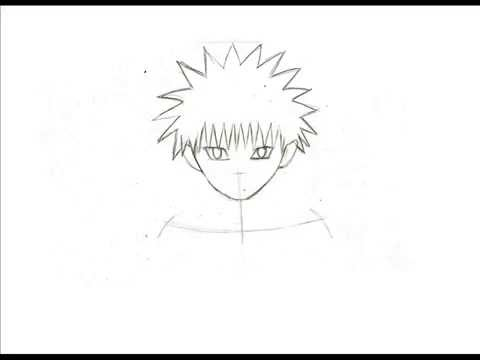 Extrem Dessiner personnage de manga facile - A.B. - YouTube RC33