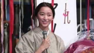 杏、東出昌大、「やめとけや」と凄んだのは・・・ 連続テレビ小説『ごち...