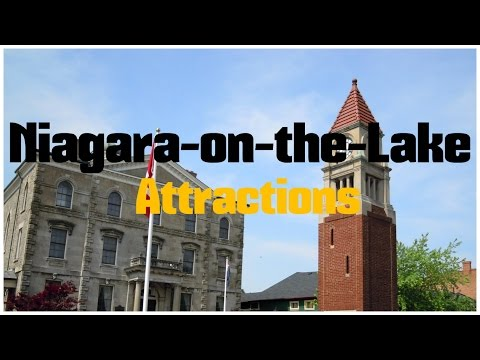 TOP 12. Best Tourist Attractions In Niagara-on-the-Lake - Travel Ontario, Canada