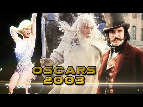 "Oscar ""Best Picture"" Retrospective 2003 - Chicago, Gangs of New York, The Pianist, The Hours"