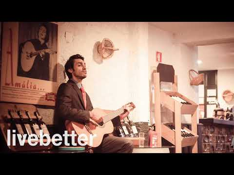 Romantic Portuguese Fado Music in Lisbon | Typical Love Sad Music from Portugal