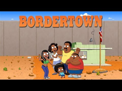 The Cleveland Show Reference in Bordertown