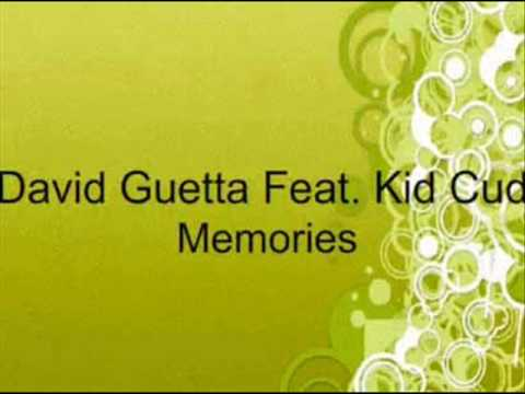 David Guetta Feat Kid Cudi Memories