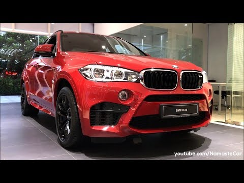 BMW X6 M F86 2018 | Real-life review