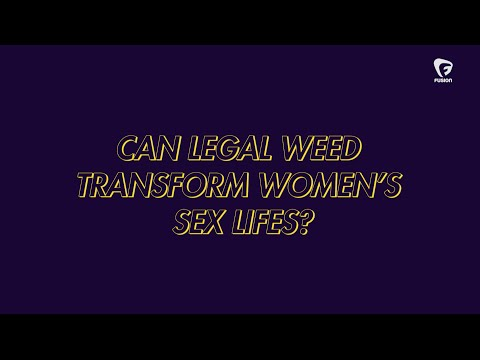 Pot Smokers Might Have Better Sex Lives