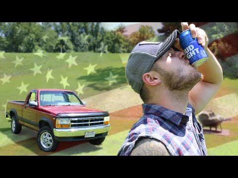 How to be An American Redneck