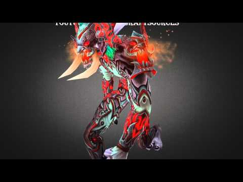 Troll Warlock Tier 15 Armor Tier 15 Set Patch 52 Youtube