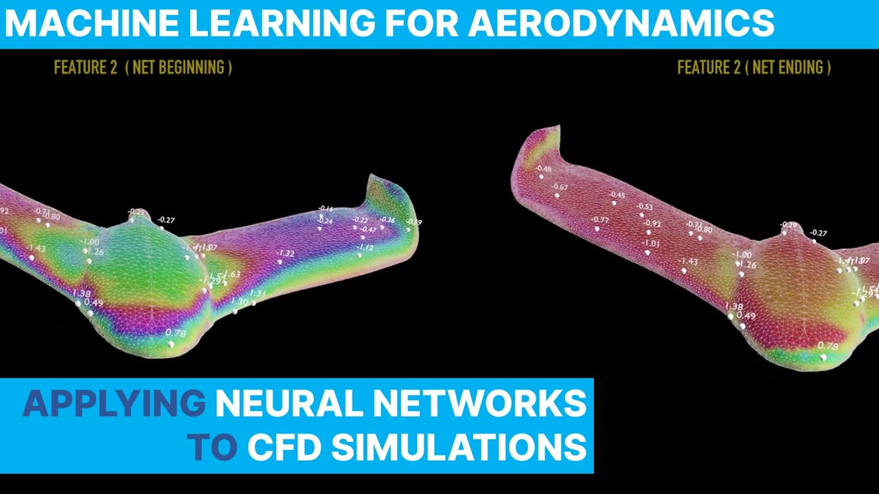 Machine Learning for Aerodynamics - Deep Learning & Neural Networks applied to CFD simulations