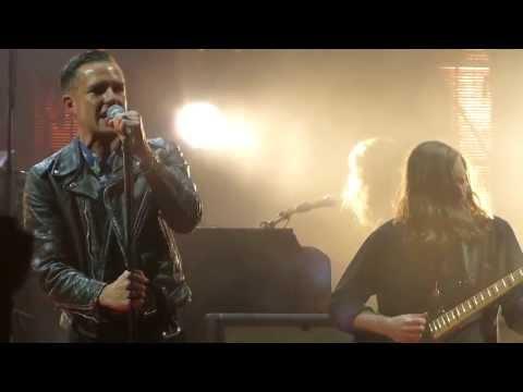"""When You Were Young"" The Killers@Susquehanna Bank Center Camden, NJ 5/19/13 Battle Born Tour"