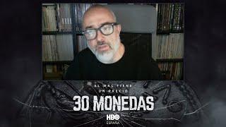 Álex de la Iglesia convierte a Pedraza en el escenario de '30 monedas'