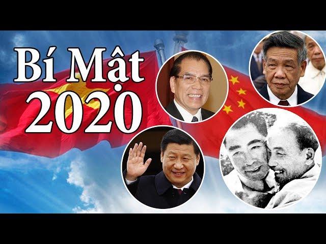 """Wikileaks công bố một tài liệu """"tuyệt mật"""" động trời Năm 2020 Việt Nam sẽ là một tỉnh của Trung Cộng"""