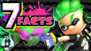 7 Splatoon 2 Facts YOU Should Know!! 🤔   The Leaderboard