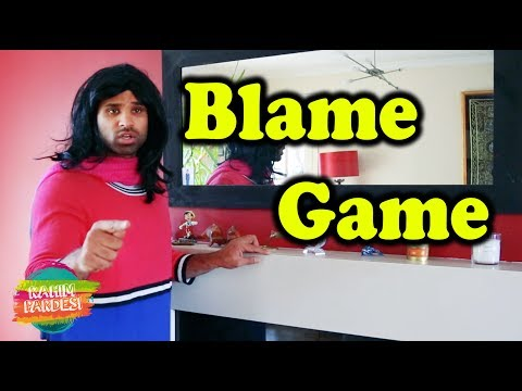 Blame Game | Rahim Pardesi