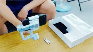 샤오미 미지아 스마트폰용 핸드짐벌 - Xiaomi Mi…