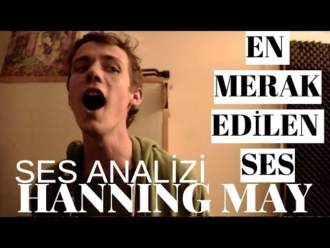 The Most Curious Voice - Hanning May Voice Analysis (Short)