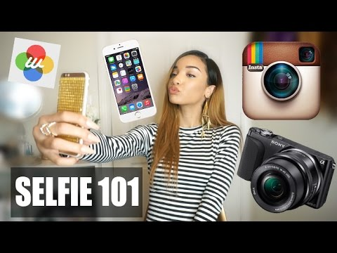 Selfie101| Instagram Photo Editing Apps + Tips for the Perfect Selfie!