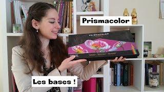 [Tutoriel] Prismacolor - Les bases