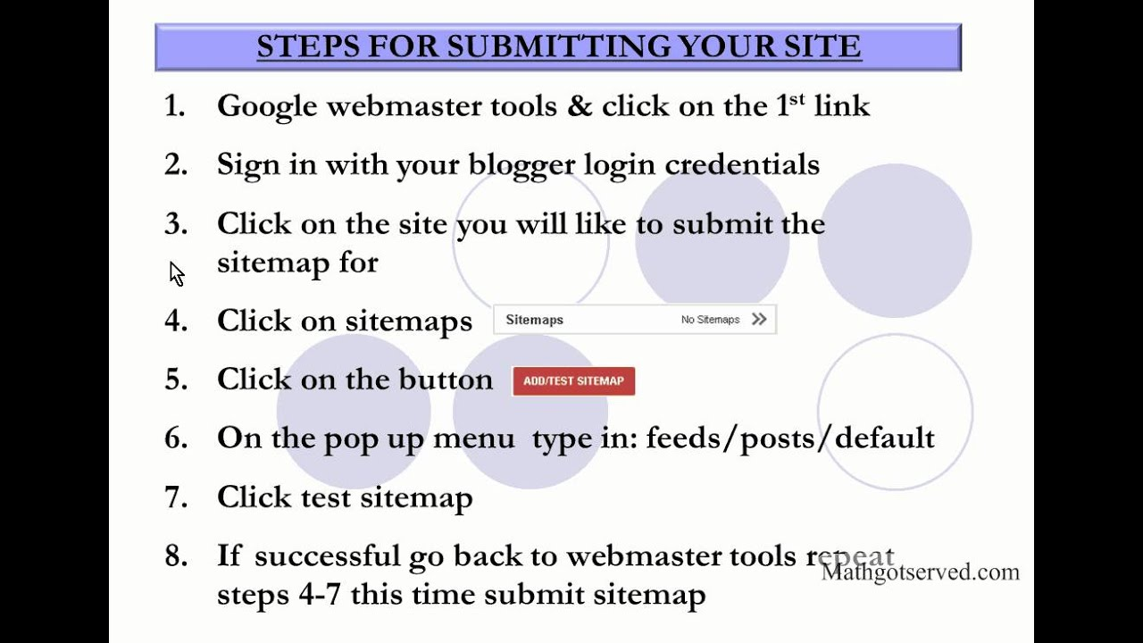 easiest way to submit a sitemap for blogger blogspot xml build how