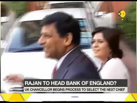 Raghuram Rajan to head Bank of England