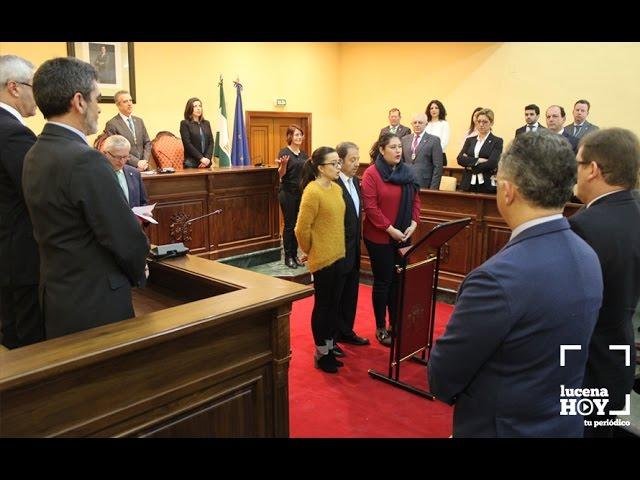 VÍDEO: Acto institucional del día de Andalucía y entrega de las banderas de la comunidad