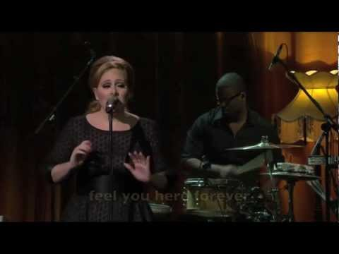 Adele...Set Fire to the Rain...Lyrics