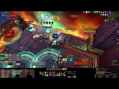 Despite vs Jadefire Masters [PoV Warlock]