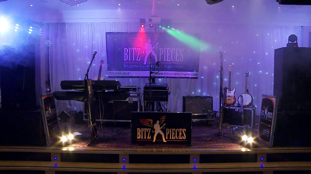 Bitz u0027Nu0027 Pieces Wedding Band Northern Ireland Lighting system. & Bitz u0027Nu0027 Pieces Wedding Band Northern Ireland Lighting system ... azcodes.com