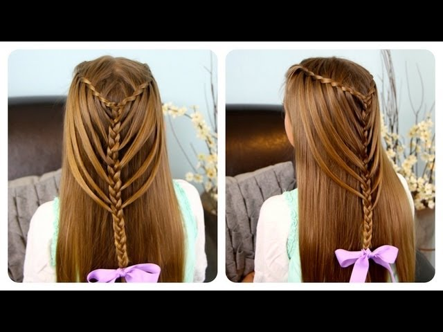 Flechtfrisuren 2018 Trends Stylings Videos Tutorials More
