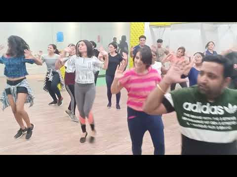 Dhagala Lagali - Dream Girl | Zumba Fitness | Riteish D, Ayushmann K | Jyotica, Mika & Meet Bros |