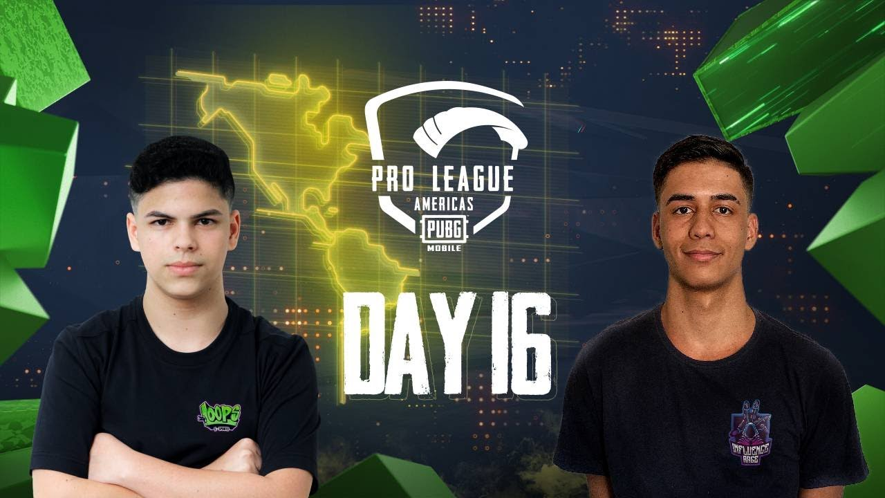 [EN] PMPL Americas Season 2 Day 16 | PUBG MOBILE Pro League 2020
