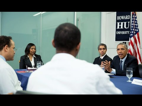 The President Speaks on the Impacts of Climate Change on Public Health