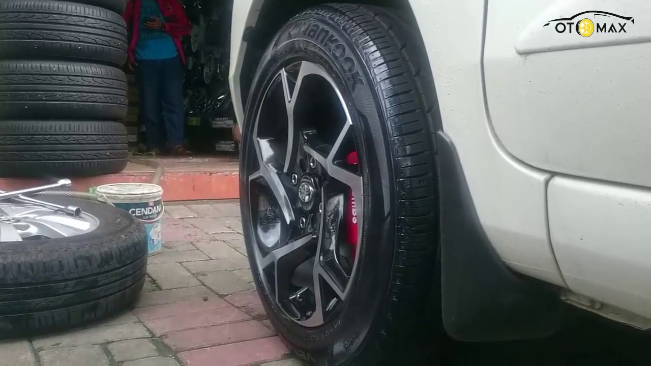 velg oem grand new veloz oli mesin untuk avanza custom tigre ring 16 on toyota youtube
