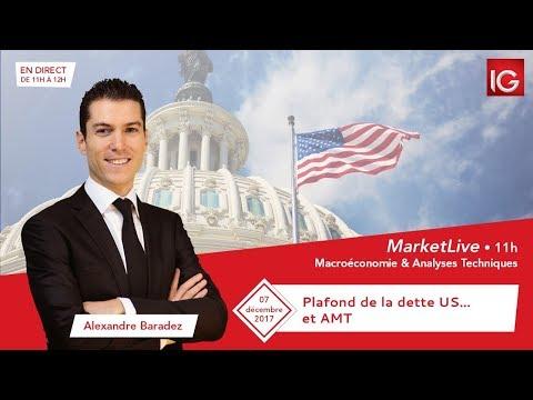 #MarketLive 11h - Jeudi 7 décembre 2017