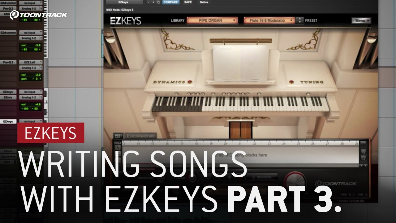 Hooks & Chords EZkeys MIDI