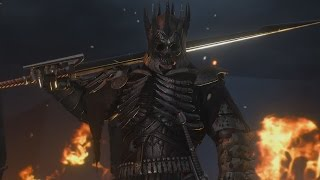 The Witcher 3 - Eredin and Caranthir Final Boss Fight