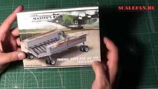 cmk towing cars for bv 222 dockwagen 1 72
