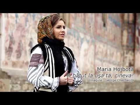 Maria Hojbota - A batut la usa ta, cineva! (priceasna)