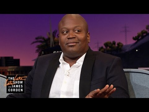 """Boobs In California"" Gave Tituss Burgess A Tingle"