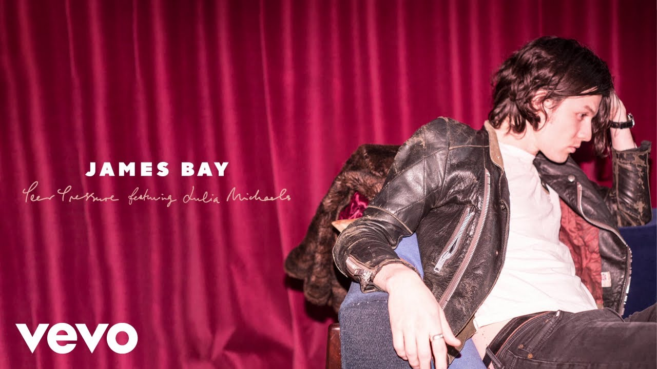 James Bay - Peer Pressure (Audio) ft. Julia Michaels