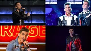 Drew Ramos - Top 8 Boy Band Performances