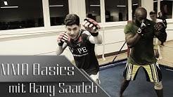 MMA Basics - Mit Rany Saadeh