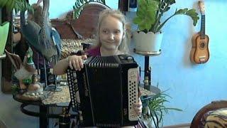 Уроки игры на гармони для детей.
