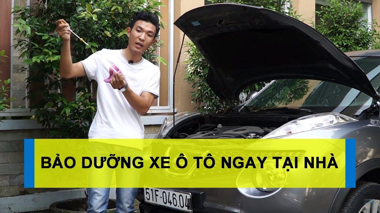 Quy trình bảo dưỡng xe ô tô ngay tại nhà – Kỹ thuật và kinh nghiệm [CAFEAUTO]